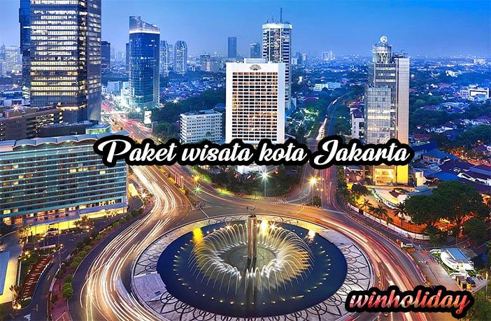 Paket wisata kota Jakarta murah