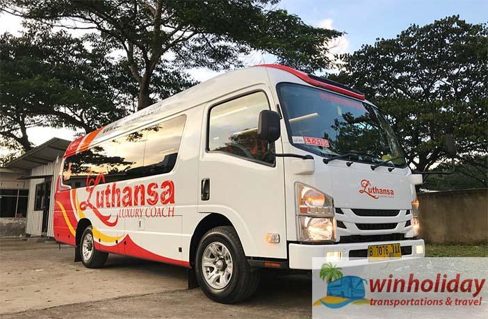 Daftar Harga Sewa Bus Pariwisata Jakarta Terlengkap 2019