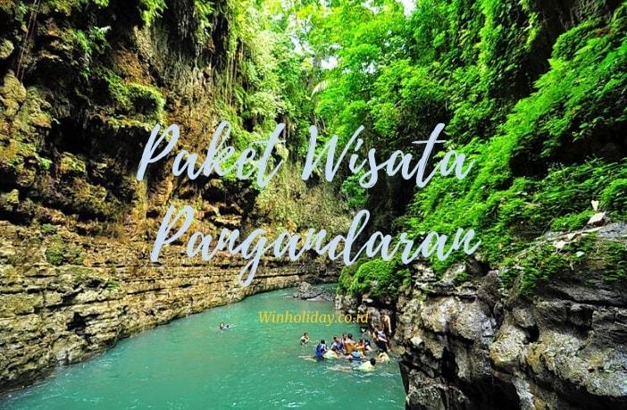 Paket wisata pangandaran dari Jakarta