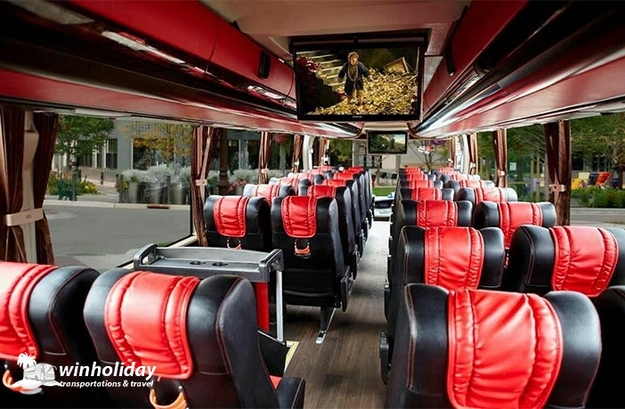Bus pariwisata manhattan 48 seats - Winholiday