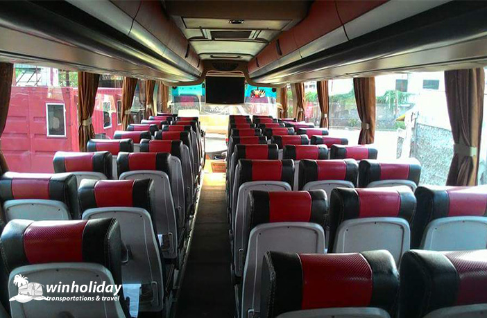 Interior Big Bus Pariwisata Manhattan 59 seats (2)