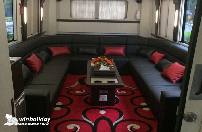 Luxury bus manhattan - Winholiday
