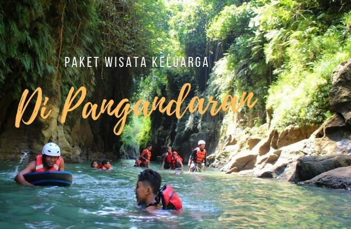 Paket wisata keluarga di Pangandaran 2 hari 1 malam