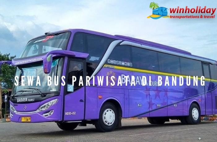 Daftar Harga Sewa Bus Pariwisata Di Bandung Terbaru 2020