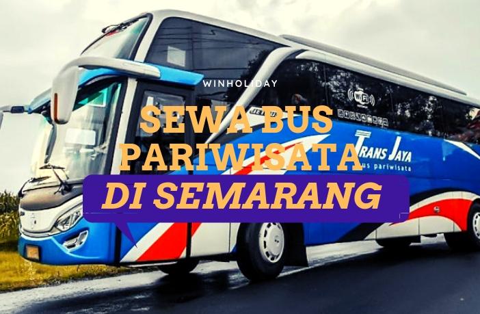 sewa bus pariwisata di semarang