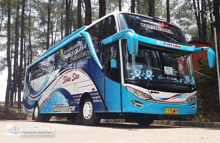 sewa bus shine star