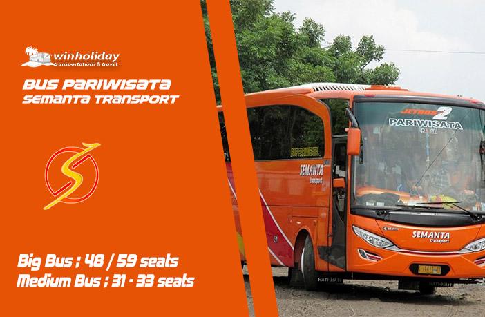 Info Lengkap Harga Sewa Bus Pariwisata Semanta Transport
