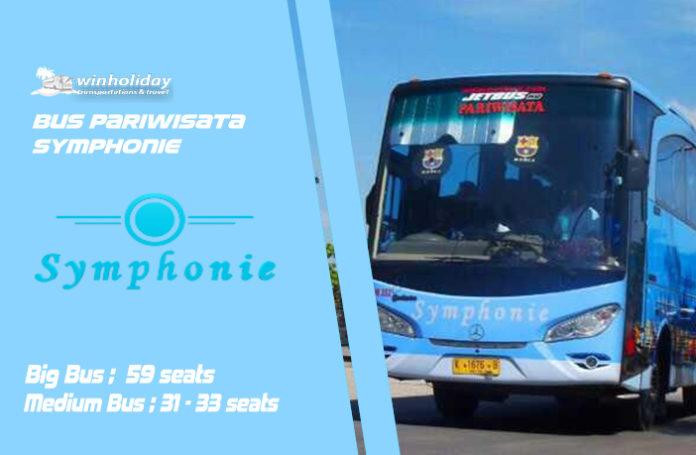 Bus Pariwisata Symphonie