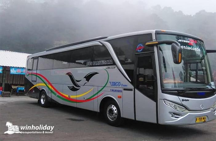 Big Bus Pariwisata Virgo Trans jetbus1+ / standar series