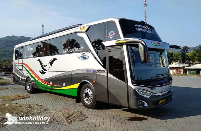 Big Bus Pariwisata Virgo Trans