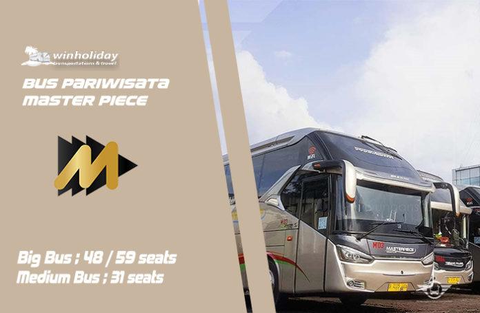 bus pariwisata masterpiece