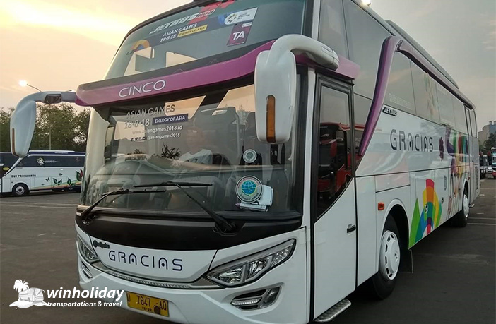 big bus pariwisata gracias 59 seats b