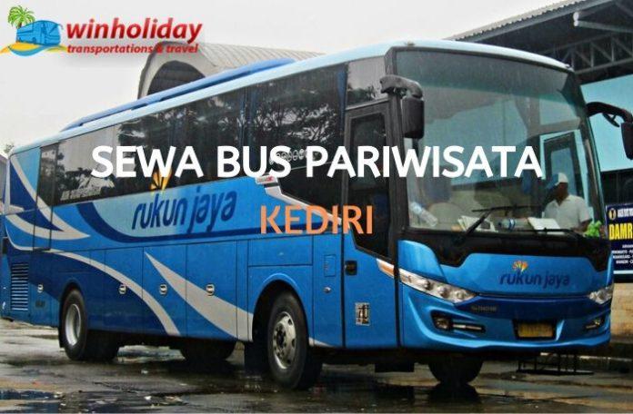 Sewa Bus Pariwisata Kediri - Winholiday